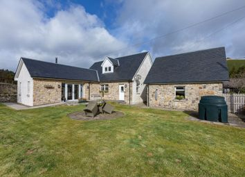Thumbnail 4 bed detached house for sale in Berneray Cottage, Howgate Road, Roberton