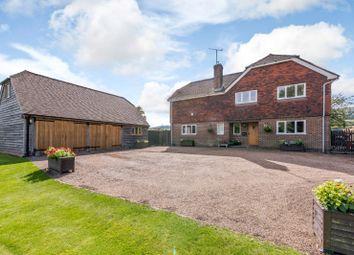 Novington Lane, East Chiltington, East Sussex BN7. 5 bed detached house for sale