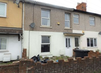 Thumbnail 2 bed terraced house for sale in Cricklade Road, Gorse Hill, Swindon