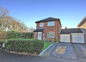 Thumbnail 3 bed detached house for sale in The Hurdles, Fareham