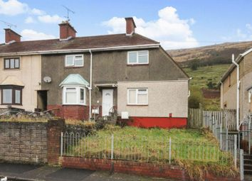 Thumbnail 5 bedroom semi-detached house for sale in Robert Owen Gardens, Port Tennant, Swansea