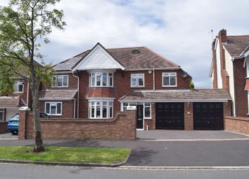 Thumbnail 5 bed detached house for sale in Brandhall Road, Oldbury