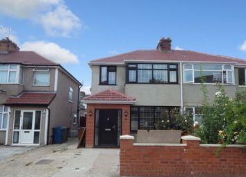 Thumbnail 4 bedroom semi-detached house to rent in De Havilland, Edgware