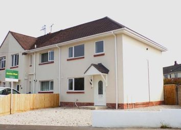 Worbarrow Gardens, Parkstone, Poole BH12. 2 bed semi-detached house