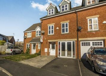 Thumbnail 5 bed terraced house for sale in Seacole Close, Blackburn, Lancashire, .