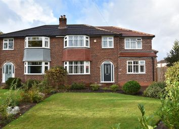 Thumbnail 4 bed semi-detached house for sale in Romford Road, Sale