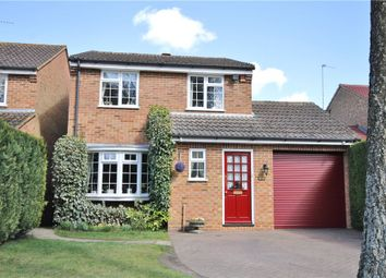 Thumbnail 3 bed detached house for sale in Larksfield, Englefield Green, Surrey