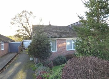 Thumbnail 2 bedroom semi-detached bungalow for sale in The Bridle Path, Madeley, Nr Crewe