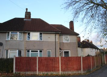 Thumbnail 3 bed semi-detached house for sale in Wragby Road, Lincoln