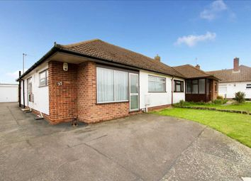 Thumbnail 2 bedroom semi-detached bungalow for sale in Gleneagles Drive, Ipswich