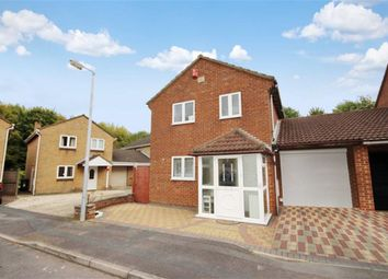 Thumbnail 4 bedroom detached house for sale in Meares Drive, Shaw, Swindon