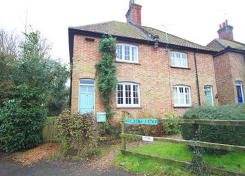 Thumbnail 2 bedroom semi-detached house to rent in Church Terrace, Cheveley