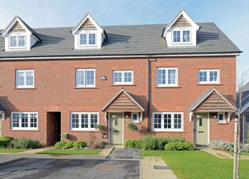 Thumbnail 4 bed terraced house for sale in Way Field, Leegomery, Telford, Shropshire