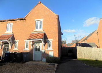 Thumbnail 2 bed terraced house for sale in Dakota Road, Newton, Nottingham