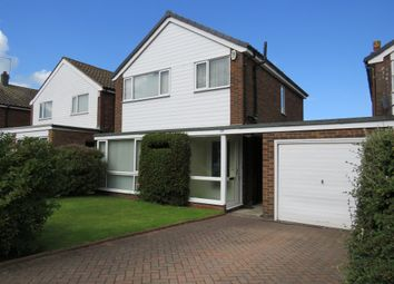 Thumbnail 3 bed detached house for sale in Whinmoor Crescent, Leeds