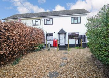 Thumbnail 2 bed cottage for sale in Rockbeare, Exeter