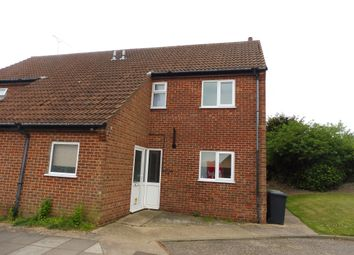 Thumbnail 3 bed semi-detached house for sale in Fairview Road, North Walsham