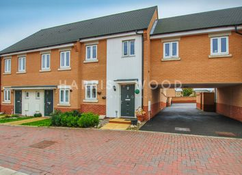 Thumbnail 3 bed end terrace house for sale in Hampton Court Close, Colchester