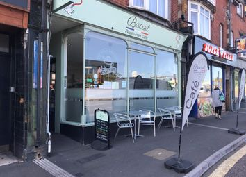 Thumbnail Commercial property for sale in Cafe, Poole