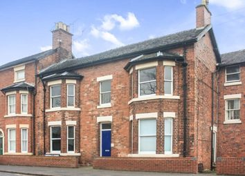 Thumbnail 2 bed flat to rent in Newcastle Road, Stone