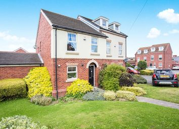 Thumbnail 3 bed detached house for sale in St. Lukes Road, Grimethorpe, Barnsley