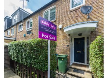 Thumbnail 3 bed terraced house for sale in Teak Close, London