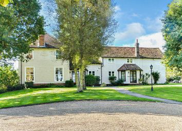 6 bed detached house for sale in Snow Hill, Great Easton, Essex CM6