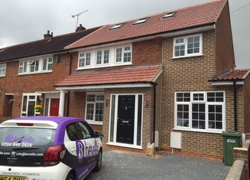 Thumbnail 3 bed flat to rent in Trelawney Avenue, Langley, Berkshire