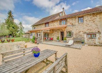 Thumbnail 8 bed equestrian property for sale in St-Jory-De-Chalais, Dordogne, France