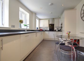 Thumbnail 4 bed end terrace house for sale in Fragorum Fields, Fareham