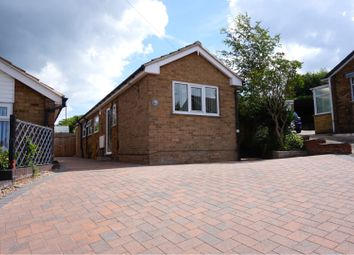Thumbnail 5 bed detached bungalow for sale in Meadow Close, Derby