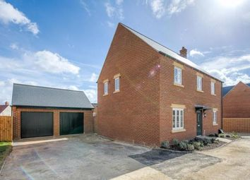 Thumbnail 5 bedroom detached house for sale in Carpenters Place, Former Sawmills, Northampton Road, Brackley