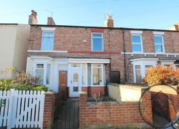Thumbnail 2 bed terraced house for sale in Bright Street, Darlington