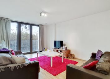 Thumbnail 1 bed flat for sale in Warton Road, London