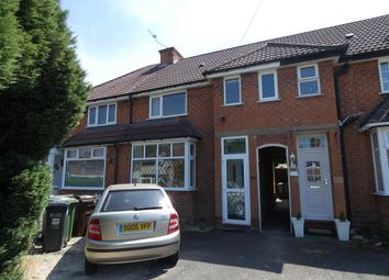 3 bed terraced house to rent in Amberley Road, Solihull, Solihull B92