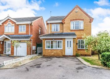 Thumbnail 3 bedroom detached house for sale in Bourton Way, Wellingborough