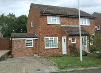 Townsend Road, Snodland ME6. 3 bed semi-detached house