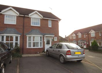 Thumbnail 2 bed semi-detached house for sale in Endeavour Court, Sleaford