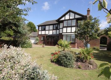 Thumbnail 4 bed detached house for sale in Westward Ho, Caldy, Wirral