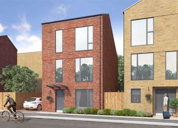Thumbnail 4 bed terraced house for sale in Henry Darlot Drive, Mill Hill, London