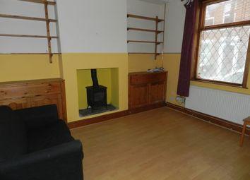 Thumbnail 3 bedroom end terrace house for sale in Elgin Street, Preston