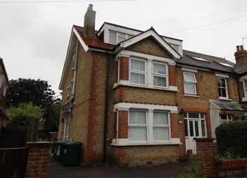 Thumbnail 2 bed flat for sale in Parkland Grove, Ashford