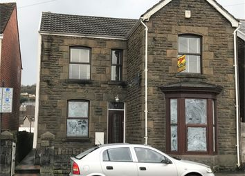 Thumbnail 3 bed flat to rent in Clase Road, Morriston, Swa, Swansea.