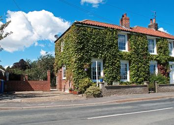 Thumbnail 4 bedroom semi-detached house for sale in Wold Newton, Driffield
