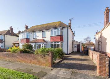 Thumbnail Semi-detached house for sale in Grove Gardens, Margate