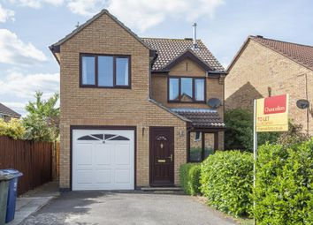 Thumbnail 3 bed detached house to rent in Winchester Close, Banbury