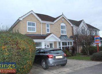 Thumbnail 6 bed detached house to rent in Norwood Road, Cheshunt, Waltham Cross
