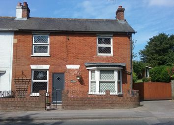 Thumbnail 4 bed semi-detached house for sale in Winchester Road, Fair Oak, Eastleigh