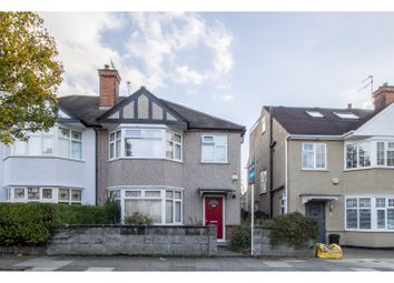 Thumbnail 4 bed terraced house to rent in Gladstone Park Gardens, London