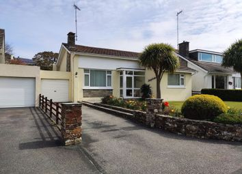 Thumbnail 2 bed detached bungalow for sale in Trevemper Road, Newquay